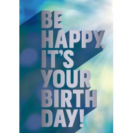 Be Happy,