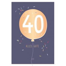 Alles Gute 40