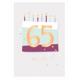 Alles Gute 65