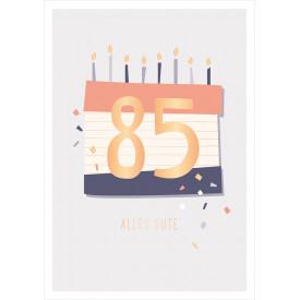 Alles Gute 85