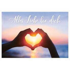 Alles Liebe für dich