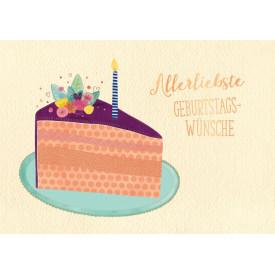 Allerliebste Geburtstagswünsche