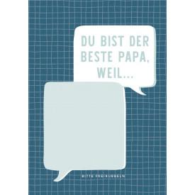 Der beste Papa...