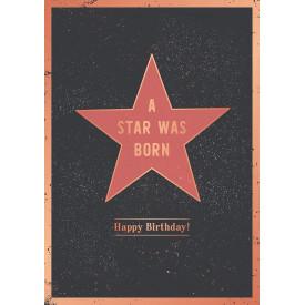 A Star...