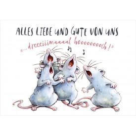 Singende Mäuse