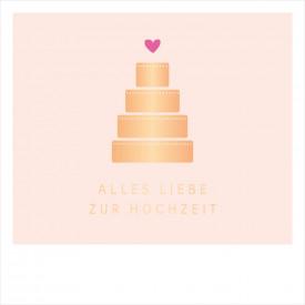 Alles Liebe zur Hochzeit