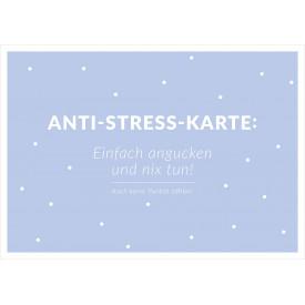 Anti-Stress-Karte